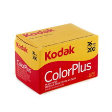 美国原装 柯达135彩色胶卷 kodak易拍200胶卷 colorplus200  20年