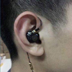 【天天特价】KZ ATE耳机入耳式重低音绕耳式运动耳机语音通话带麦