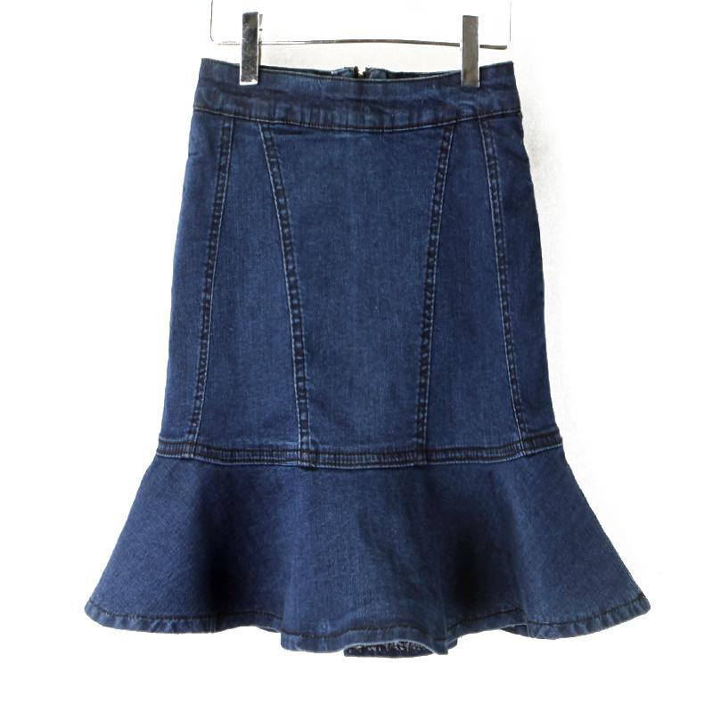 外贸高腰短裙