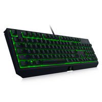 Razer Razer Black Widow Spider Symphony X Athletic RGB E-sports Computer Game Mechanical Keyboard Green Axis Desktop Notebook Universal apex Hero lol Jedi Survival cf Eat Chicken Macro usb