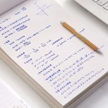 三年二班批发白纸草稿本Z加厚学生用女数学计算纸学生空白草稿纸