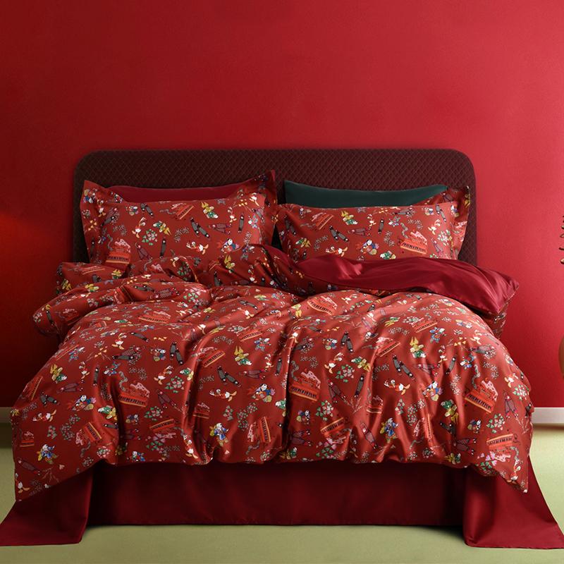 Свадебные постельные комплекты Артикул 588114414446