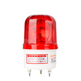 LTE-1101K sound and light alarm rotary strobe light indication signal flashing warning light 12V24V220V