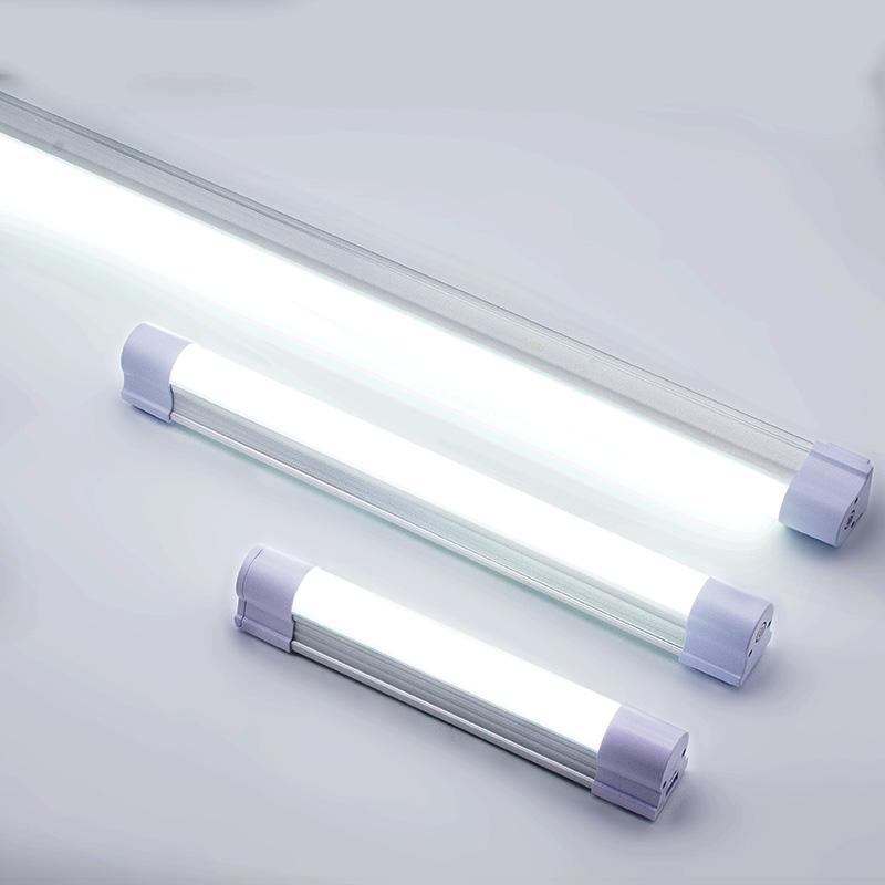 小A led充电台灯 阅读护眼灯多功能学生宿舍写字灯 usb可充电灯管=>鼠标右键点击图片另存为
