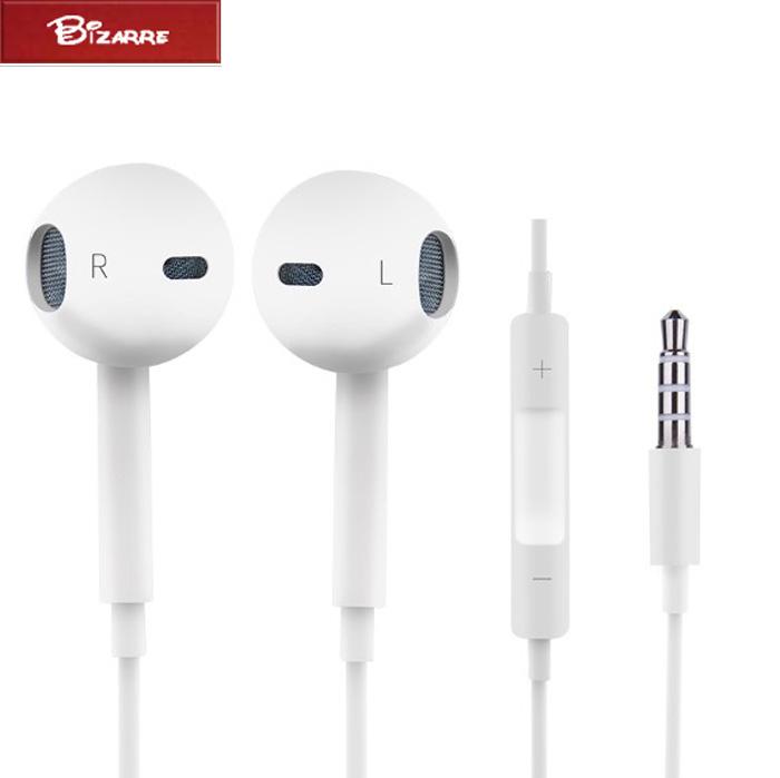 vivo耳机重低音入耳式线控手机男女生安卓苹果通用耳塞带麦运动