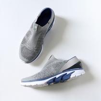 夏季飞线软底低帮鞋透气减震运动鞋男鞋韩版潮鞋女生跑步鞋旅游鞋