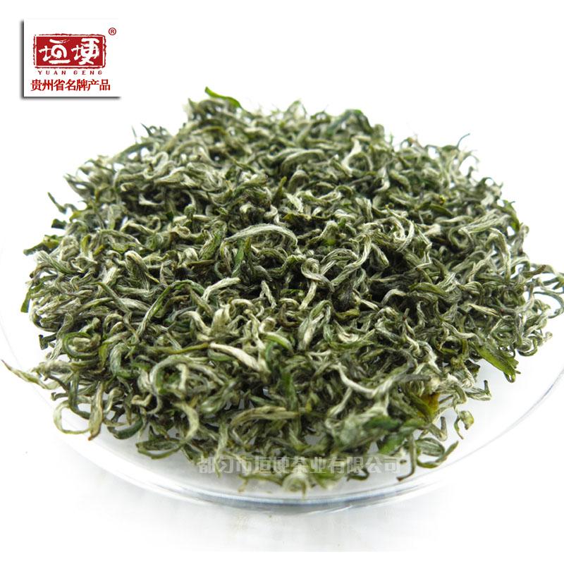 高山茶 热卖包邮 谷雨茶 东驰垣埂 绿茶 都匀毛尖茶