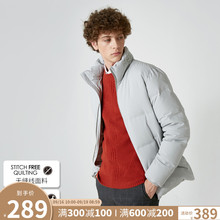 SELECTED Slade's new short down jacket for men in autumn and winter SP418412561