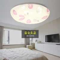 Led round ceiling lamp home modern minimalist bedroom living room lighting bathroom balcony aisle kitchen lamps