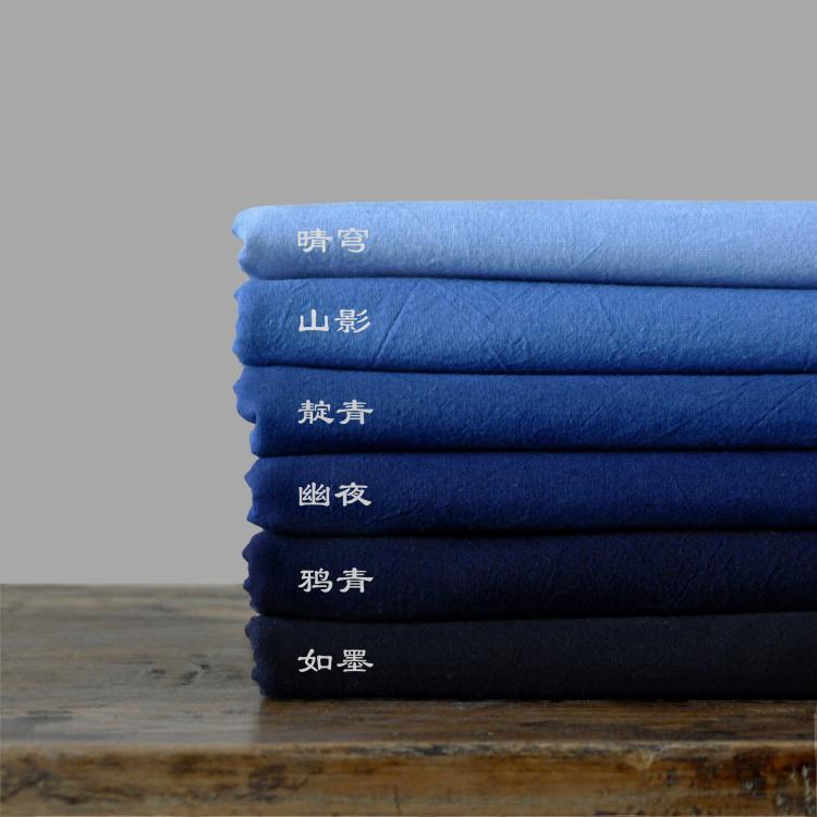 纯棉布料 绣