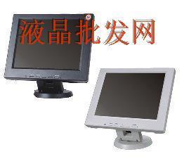 工控专用 可壁挂 12寸电阻式触摸屏显示器