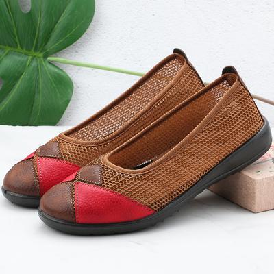 会员福利断码特价鞋 老北京老年休闲女布鞋软底防滑奶奶单鞋