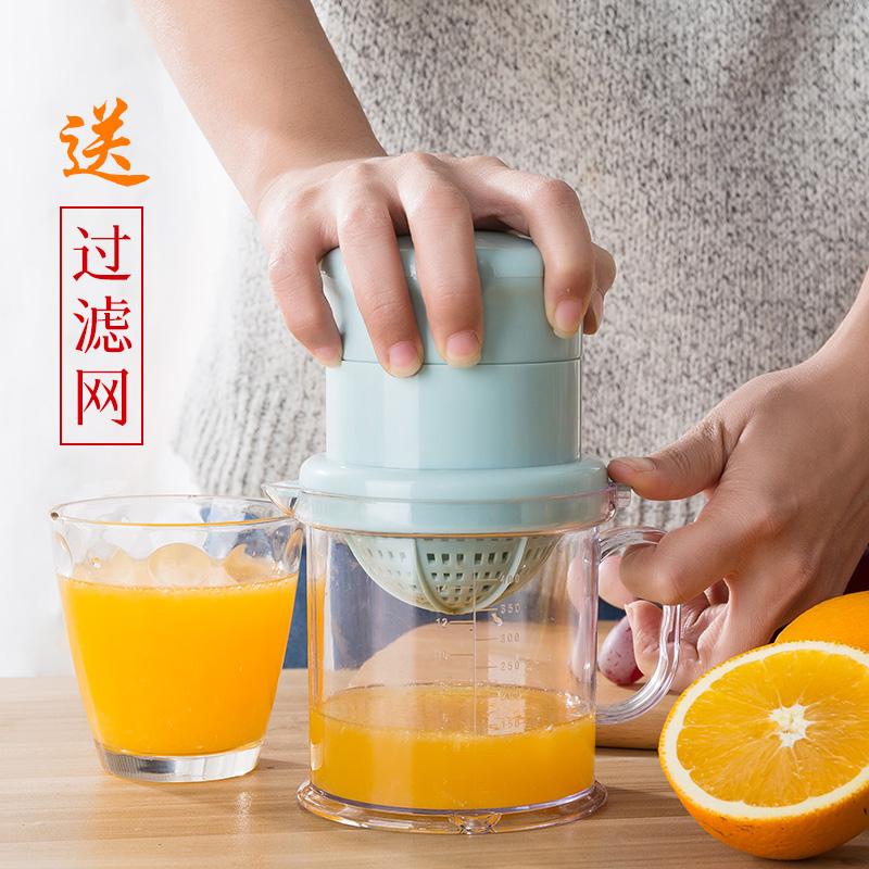 婴儿手动榨汁机