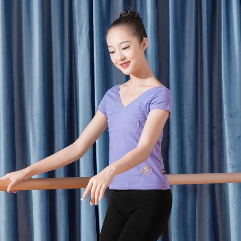 芭蕾练功上衣
