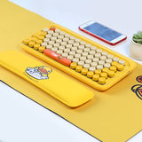 LOFREE lofi B.Duck small yellow duck dot Bluetooth mechanical keyboard Apple iPad notebook wireless keyboard