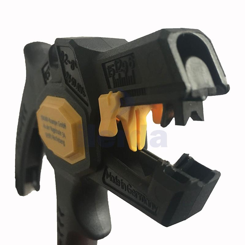 德国原装进口JOKARI电工专用快速半自动剥线钳20050  SUPER4 PLUS
