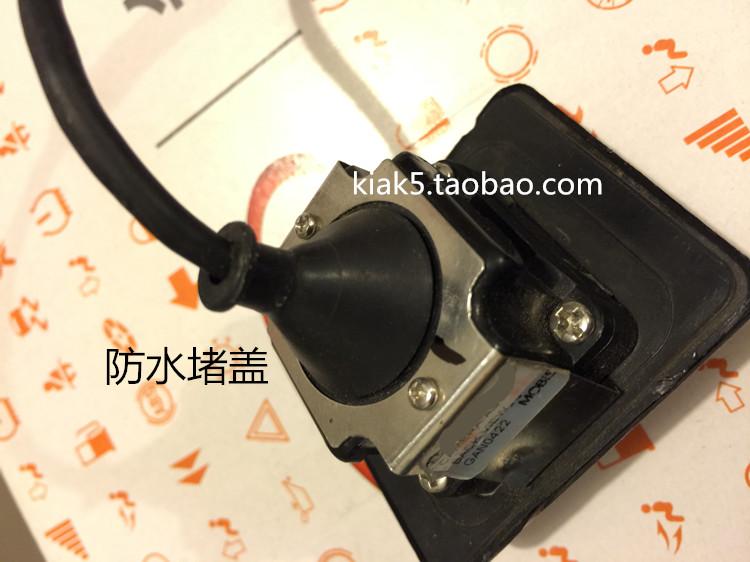 现代起亚 K5原厂原装摄像头  SONY CCD 韩国摩比斯拆车件MOBIS
