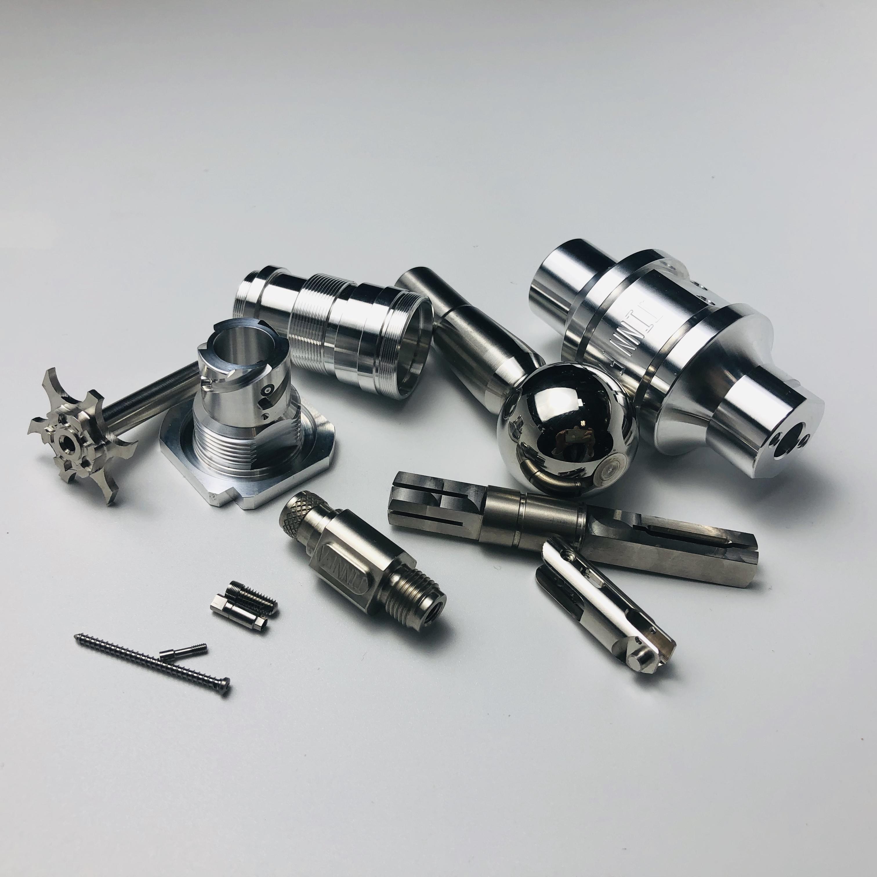 微型车床加工订做加工其他机械五金新加工不锈钢精密零件来图加工