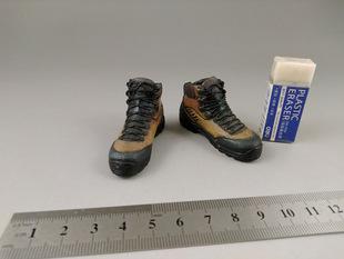正品 1:6 TC 9006 SBS 英國皇家海軍特別海勤部 靴子 含連接器