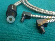 One-split two-fiber light source can be bent to any angle to remove 1.2 meters long from imported equipment.