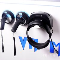 HP Microsoft helmet rack head display virtual reality glasses Lenovo wall storage bracket DELL Xuanlong MR+