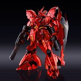 Defining a predetermined Bandai RG 1/144 PB ratio Sharjah special coated version electrotypes 19041901