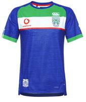 Nz-warriors2019Canterbury Inglegrande rugby clothing short sleeve rugby Jersey