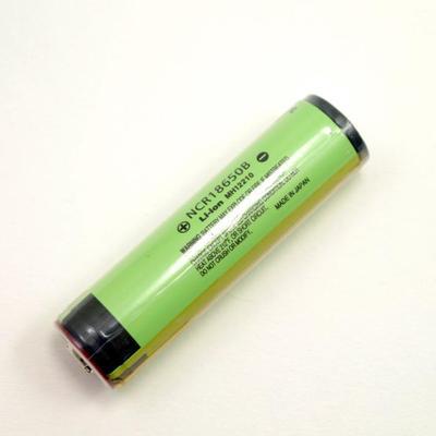 电池18650锂电松下