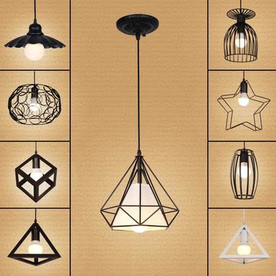loft复古工业灯饰