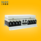 Dual power automatic transfer switch 380V100A three-phase four-wire intelligent power outage power generation switching controller 4P