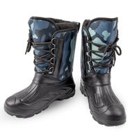 保暖雪地鞋保暖钓鱼鞋矶钓鞋冬钓鞋冰钓男加绒户外新款钓鱼棉鞋
