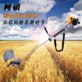 玉米收割机农机小型收割机多功能水稻小麦农机全新家用割稻割草机图片