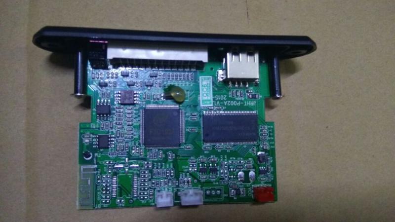 5V HD video player video mp5 decoder board RMVB / A