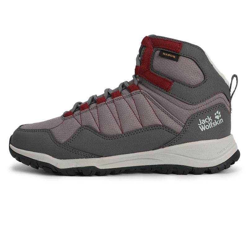 Jack wolfskin狼爪女鞋2020冬季新款运动鞋户外登山徒步鞋4035651