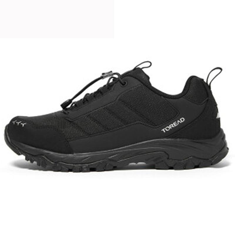 探路者男鞋徒步登山鞋2020秋冬季户外运动鞋透气耐磨休闲鞋徒步鞋