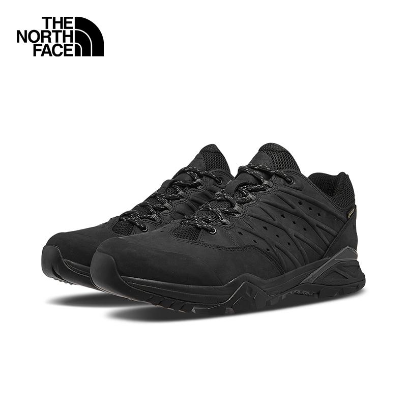 北面男鞋TheNorthFace北臉2020春季新款戶外運動鞋耐磨徒步登山鞋