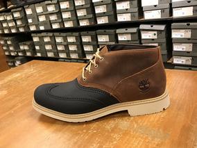 纽约大宝 TIMBERLAND/添柏岚 男士防水拼色皮质短靴工装靴A17Y5