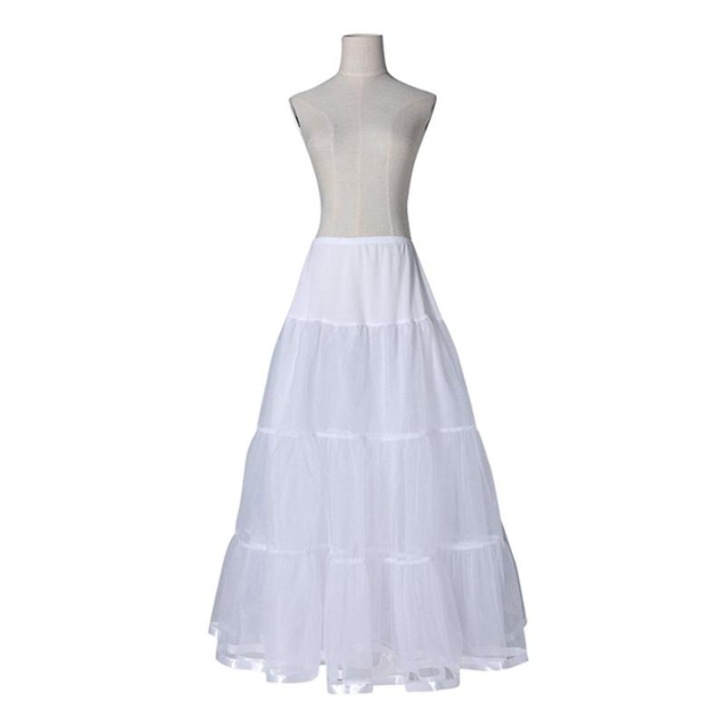 新款无骨裙撑日常长款礼服裙撑软纱裙撑COS lolita裙撑蓬蓬裙包邮