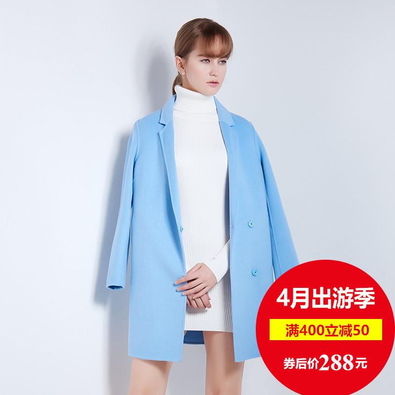 天韩版羊毛呢