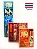 泰国特色小礼品纸盒薰香装 旅游纪念品送人伴手礼物手工艺品小礼物