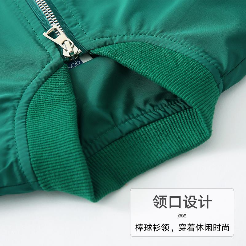 男童夹克秋装潮2018新款宝宝韩版女儿童童装婴儿小童洋气外套春秋