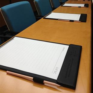 会议便签夹