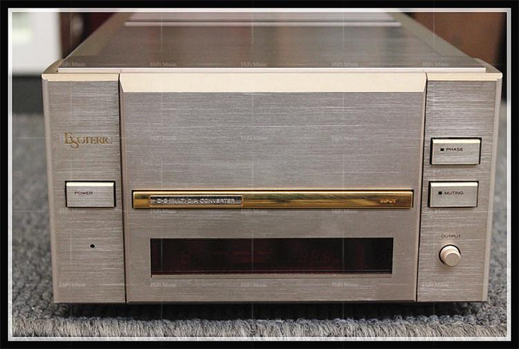 原装日本进口ESOTERIC/第一音响 P-2+D-2 HIFI发烧解码+转盘