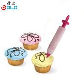 硅胶巧克力笔 烘焙奶油颜色装 饰工具 食品写字笔 裱花笔 蛋糕笔