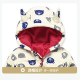 Ansels children's clothing 2019 new winter clothes infant down jacket romper 0-2 years old newborn jumpsuit