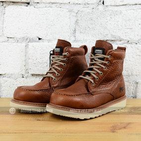 阿瞳牛社美国天伯伦timberland男鞋真皮靴工装靴53009高帮鞋男