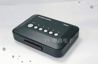 迪特 迪优美特 3100硬盘播放器 SD卡u盘电视播放器 RMVB播放器