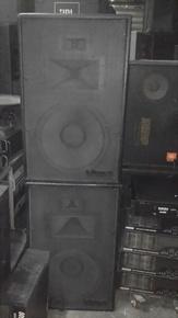 【摩托&音响】美国 klipsch 杰士 15寸三分频专业音箱