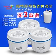 海尔施特劳斯净水器滤芯净水机HSWV3HRV5HRV6L5HR通用换芯