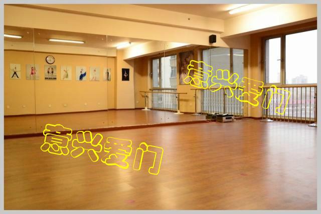 舞蹈教室镜子